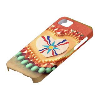 Assyriskt hjärtafodral iPhone 5 cases
