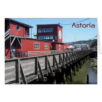 Astoria Oregon OBS Kort
