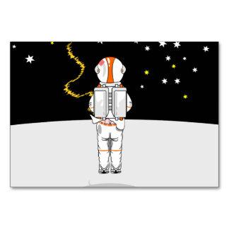 Astronaut fångade kort Weeing i utrymme