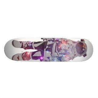 Astronaut Skateboard Bräda 19,5 Cm