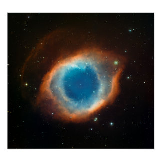 Astronomi för spiralNebulautrymme Print