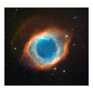 Astronomi för spiralNebulautrymme Fotontryck