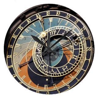 Astronomical ta tid på i Praque Stor Klocka
