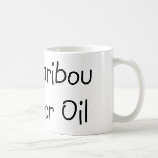 Äta caribouen kaffemugg