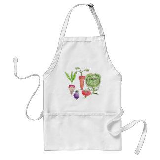 Äta dina Veggies Förkläde