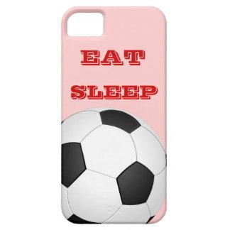 ÄTA fodral för SÖMNFOTBOLLiPhone 5 iPhone 5 Fodral