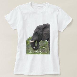 Äta för elefant t shirts