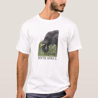 Äta för elefant tee shirt