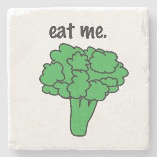 äta mig. (broccoli) underlägg sten