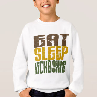 Äta sömn Kickboxing 1 Tee Shirt