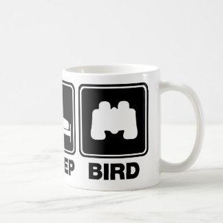 Äta sömnfågeln (tunnar) kaffemugg
