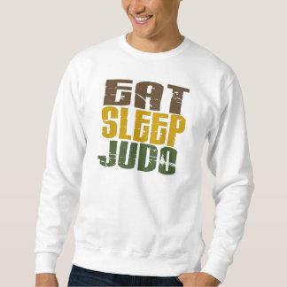 Äta sömnJudo 1 Sweatshirt