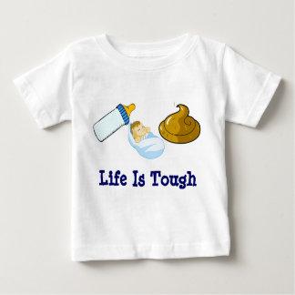 Äta sömnpoopen, liv är tufft t shirts