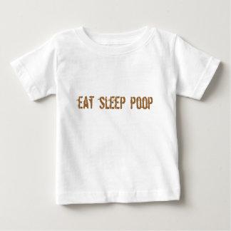 äta sömnpoopen tee shirt