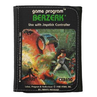 Atari BERZERK plånbok