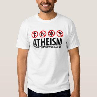 Ateism: EnProfet organisation T Shirt