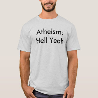 Ateism: Helvete Yeah Tröja