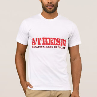 Ateism T Shirts
