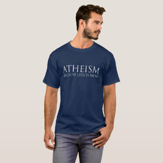 """Ateism "", T Shirts"