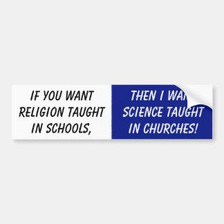 Ateistbildekal Bildekal