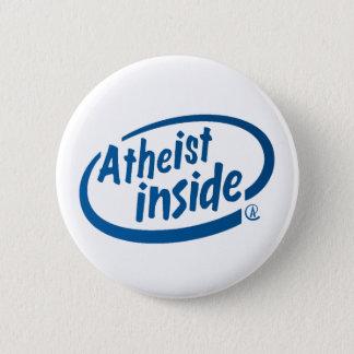 Ateistinsida Standard Knapp Rund 5.7 Cm