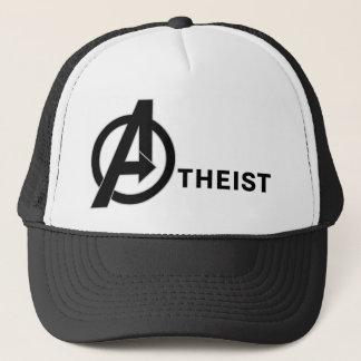 Ateistlastbilsförare Keps