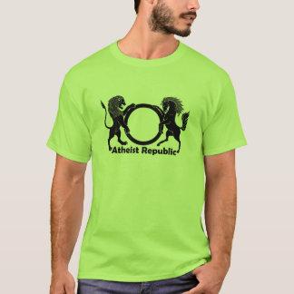 AteistrepublikT-tröja T-shirt