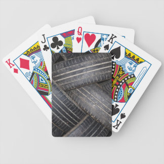 Återanvänd däckkortlek spelkort