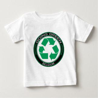 Återvinna Belgien T Shirt