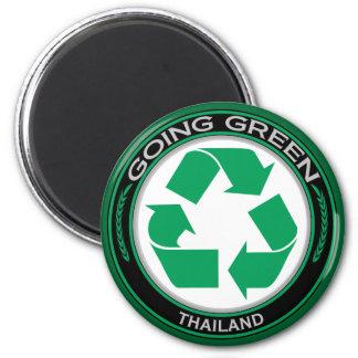 Återvinna Thailand Magnet