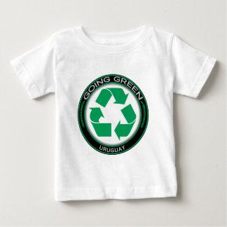 Återvinna Uruguay Tee Shirts