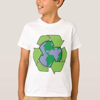 Återvinnajord T Shirts