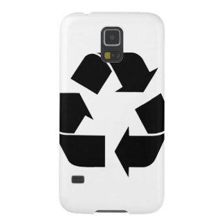 Återvinnasymbol Galaxy S5 Fodral