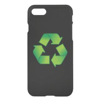 Återvinningsymbol iPhone 7 Skal