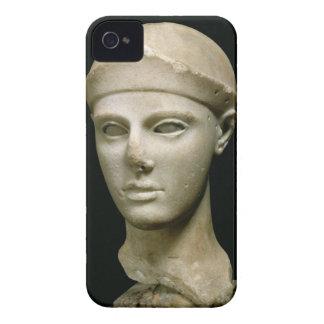 Athenaen av Aegina som ha på sig en hjälm, huvud Case-Mate iPhone 4 Skydd