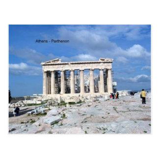 Athens Parthenon Vykort