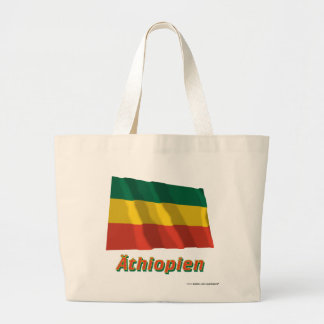 Äthiopien Fliegende bürgerliche Flagge, deutsch Kasse