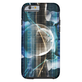 Åtkomstskyddsäkerhetsplattform Tough iPhone 6 Case