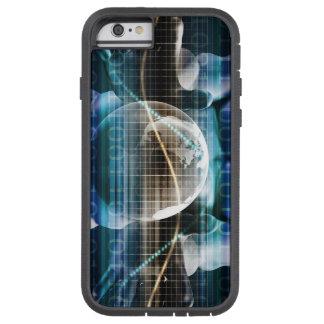Åtkomstskyddsäkerhetsplattform Tough Xtreme iPhone 6 Case