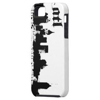 ATL som är pålagd för din stadsiphone case iPhone 5 Fodral