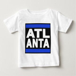 Atlanta blått t shirts