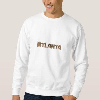 Atlanta Georgia Lång Ärmad Tröja