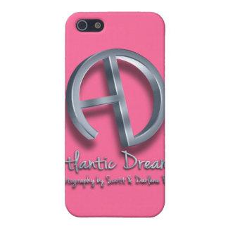 Atlanten drömm logotypen 3D iPhone 5 Fodral