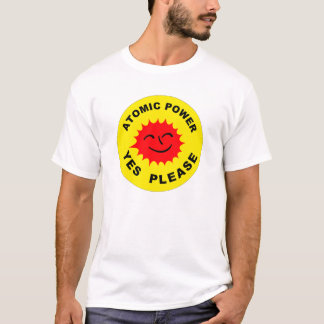 Atom- driva behar ja t-shirt