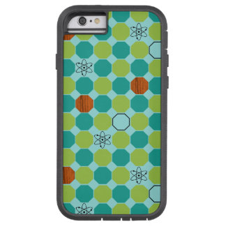 Atom- fodral för oktogoner 6/6S Tough Xtreme iPhone 6 Case