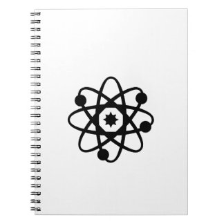 Atomanteckningsbok Anteckningsbok