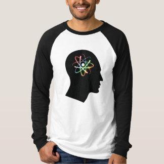 Atomen varar besvärad - T-tröja T Shirt