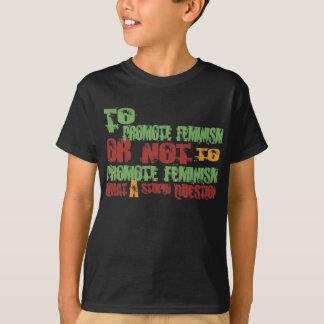 Att att främja feminism t shirt