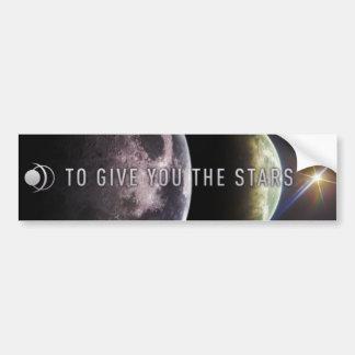 Att att ge dig stjärnabildekalet