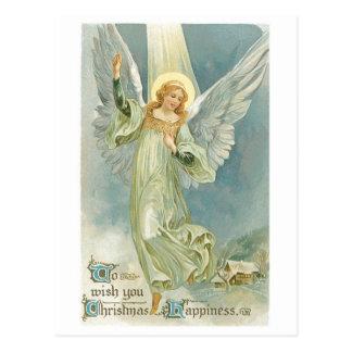 Att att önska dig jullycka vykort